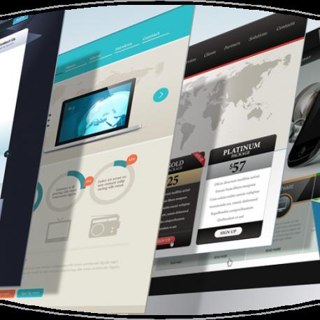 Criação Website Ideality